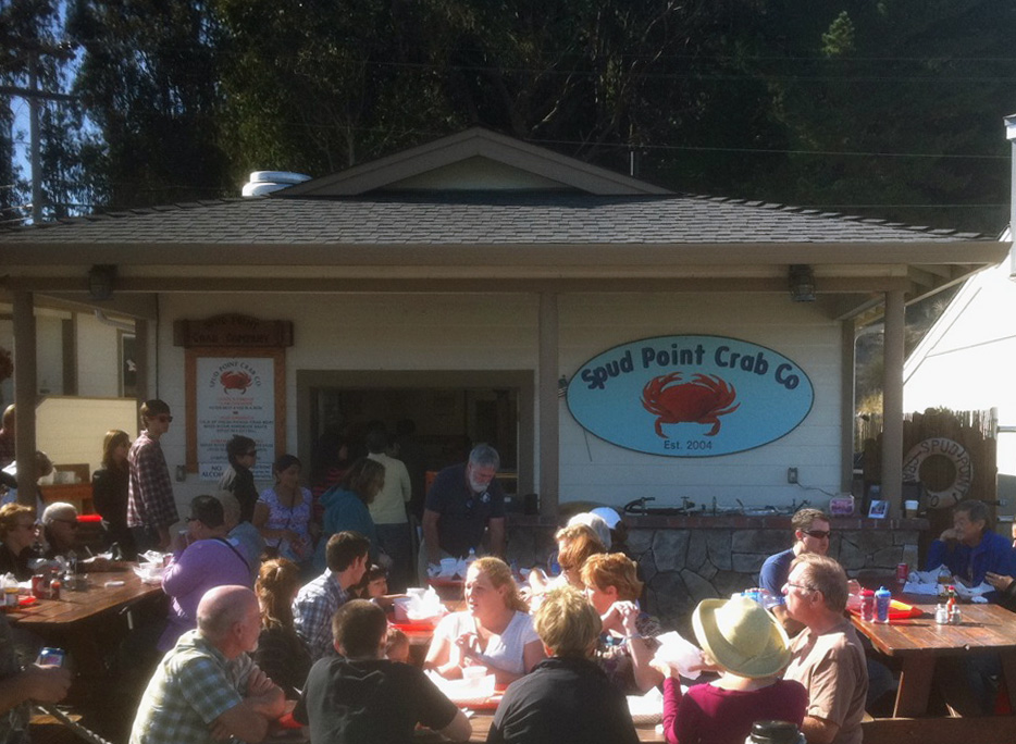 Spud Point Crab Company Crab Shack The Good The Bad