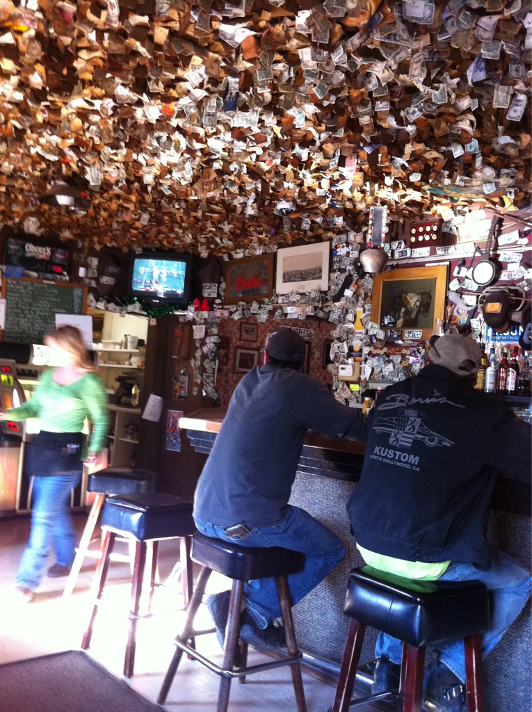 Washoe house american road house the good the bad and for Food bar petaluma